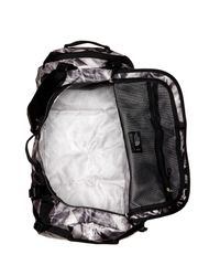 The North Face | Black Base Camp Small Duffel for Men | Lyst