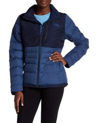 The North Face | Blue Denali Down Jacket | Lyst