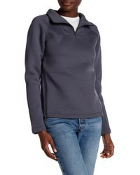 The North Face   Blue W Thermal 3d Pullover   Lyst