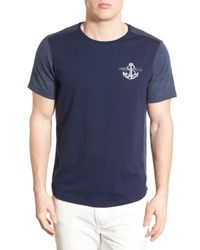 Howe | Blue Creative Hustle Graphic Tee for Men | Lyst