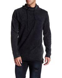 NANA JUDY - Black Pisa Longline Pullover for Men - Lyst