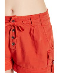 Urban Outfitters - Red Melvin Short - Lyst