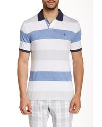 Original Penguin | White Birdseye Color Polo for Men | Lyst