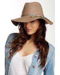 Subtle Luxury - Multicolor Panama Wool Hat - Lyst