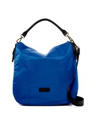 Liebeskind Berlin - Blue Ramona Nylon Shoulder Bag - Lyst