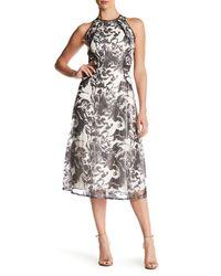 RACHEL Rachel Roy | Multicolor Sequined Maxi Dress | Lyst