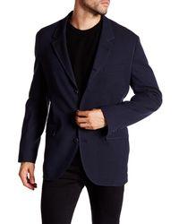 Robert Graham | Blue Silverjack Woven Sport Coat for Men | Lyst