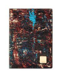 Lodis | Multicolor Palo Leather Passport Case for Men | Lyst