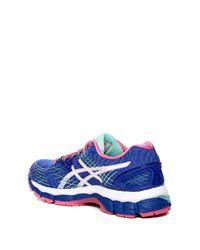 Asics - Blue Gel-nimbus 17 Running Sneaker - Lyst