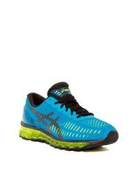 Asics | Blue Gel-quantum 360 Neutral Running Shoe for Men | Lyst