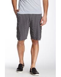 Tommy Bahama - Gray Hampton Seashore Hybrid Swim Short for Men - Lyst