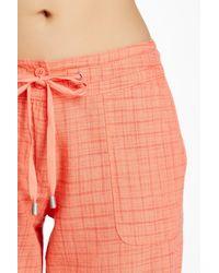 Tommy Bahama - Pink Summer Sands Linen Blend Pant - Lyst