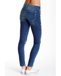 Genetic Denim - Blue Shya Skinny Jean - Lyst