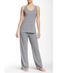 Josie - Gray Spicy Pajama Set - Lyst