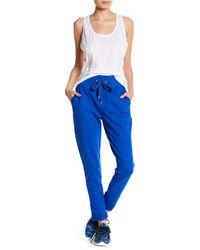 2xist | Blue Rolled Cuff Jogger | Lyst