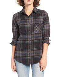 RVCA | Multicolor Plaid Shirt | Lyst