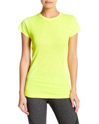 New Balance | Multicolor Made For Movement Seamless Tee | Lyst