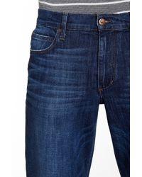 Joe's Jeans - Blue Rocker Slim Fit Bootcut for Men - Lyst