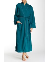 Natori   Blue Banu Robe   Lyst