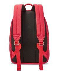 Fossil - Red Ella Canvas Backpack - Lyst