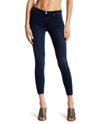 Black Orchid Blue Jude Super Skinny Jeans