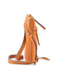Frye - Multicolor Carson Leather Crossbody - Lyst