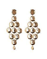 Gorjana - Metallic Gypset Tiered Earrings - Lyst