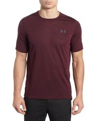 Under Armour - Multicolor Regular Fit Threadborne T-shirt for Men - Lyst