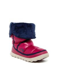 The North Face - Multicolor Amore Ii Fleece Lined Boot - Lyst