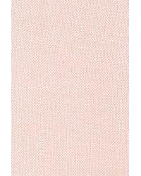 PAIGE Pink Paletta Ruffle Neck Jumpsuit
