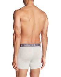 Psycho Bunny - Multicolor Stretch Modal Trunks for Men - Lyst