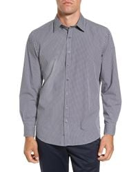 RODD AND GUNN - Multicolor Flax Island Regular Fit Floral Sport Shirt for Men - Lyst