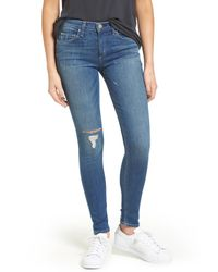 Mcguire | Blue Newton Ankle Skinny Jeans | Lyst