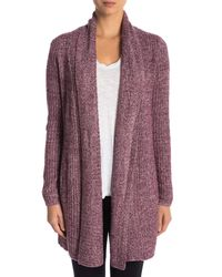 Barefoot Dreams - Multicolor Montecito Open Knit Cardigan - Lyst