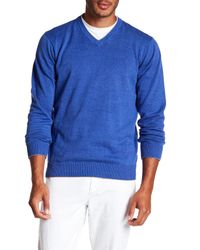 Robert Graham - Blue Antony Sweater for Men - Lyst