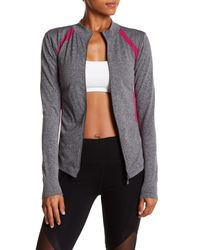 Electric Yoga - Gray Active Pullover - Lyst
