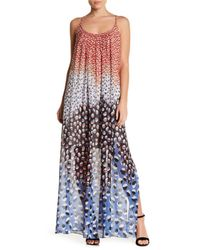 NIC+ZOE - Blue Dahlia Dress - Lyst