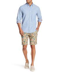 Tailor Vintage - Multicolor Dobby Walking Shorts for Men - Lyst