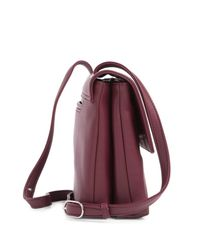 Matt & Nat - Purple Wapi Vegan Leather Crossbody Bag - Lyst