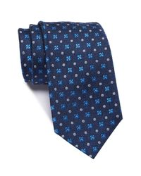 Nautica - Blue Alder Neat Tie for Men - Lyst