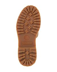 Timberland - Brown Brogue Top Shelf Collection Waterproof Boot - Lyst