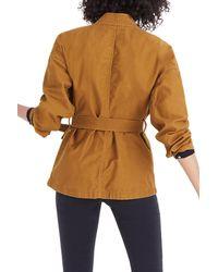 Madewell - Brown Kimono Jacket - Lyst