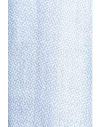 Peter Millar - Blue Whirlwind Regular Fit Linen Sport Shirt for Men - Lyst