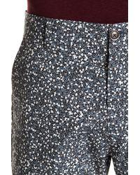 W.r.k. - Gray Tristen Gravel Shorts for Men - Lyst