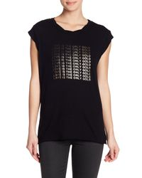 Pam & Gela - Black Love Is The Only Gold Frankie Tee - Lyst