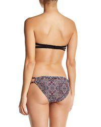 Volcom - Blue Sea La Vie Bikini Bottom - Lyst