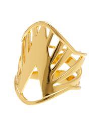 Gorjana - Metallic Shera Ring - Size 6 - Lyst