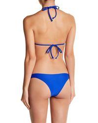 Body Glove - Blue Smoothies Fiji Cheeky Bikini Bottoms - Lyst