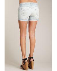 Siwy - Blue Ruby Shorts - Lyst
