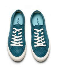 Seavees - Multicolor Monterey Varsity Suede Sneaker for Men - Lyst